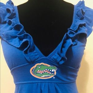 Dresses & Skirts - Florida Gators Team Empire Dress- Small